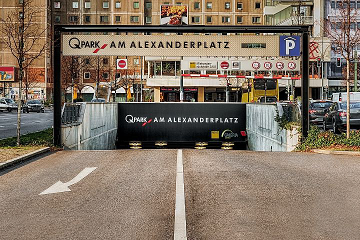 Tiefgarage Alexanderplatz