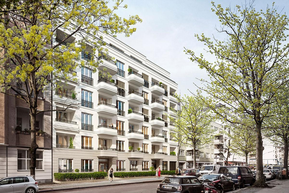 Bfd Berlin Fliesendesign Aktuelle Projekte In