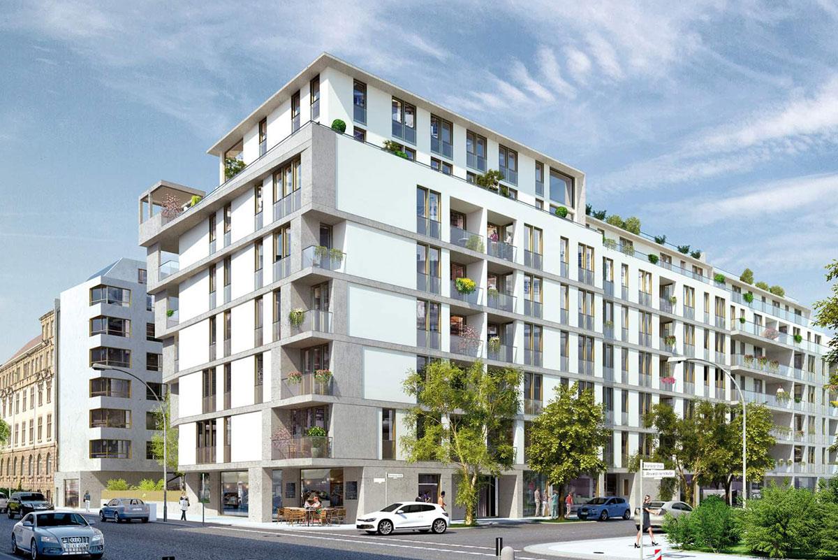 Aktuelles Projekt der der BFD Berlin Fliesendesign - Fliesenleger in Berlin