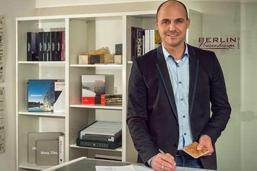 Das Unternehmen BFD Berlin Fliesendesign - der Fliesenleger in Berlin