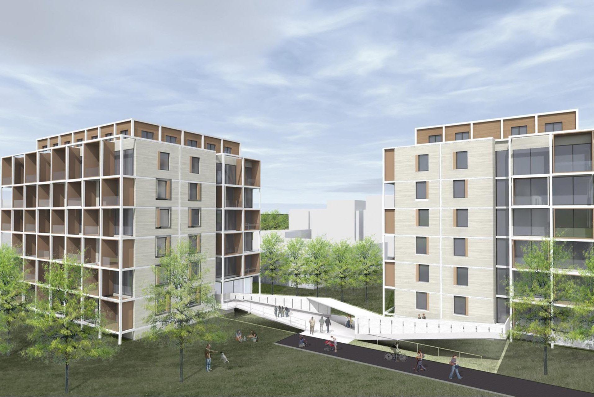 Stendaler Straße NOVA Bauen Berlin Fliesendesign