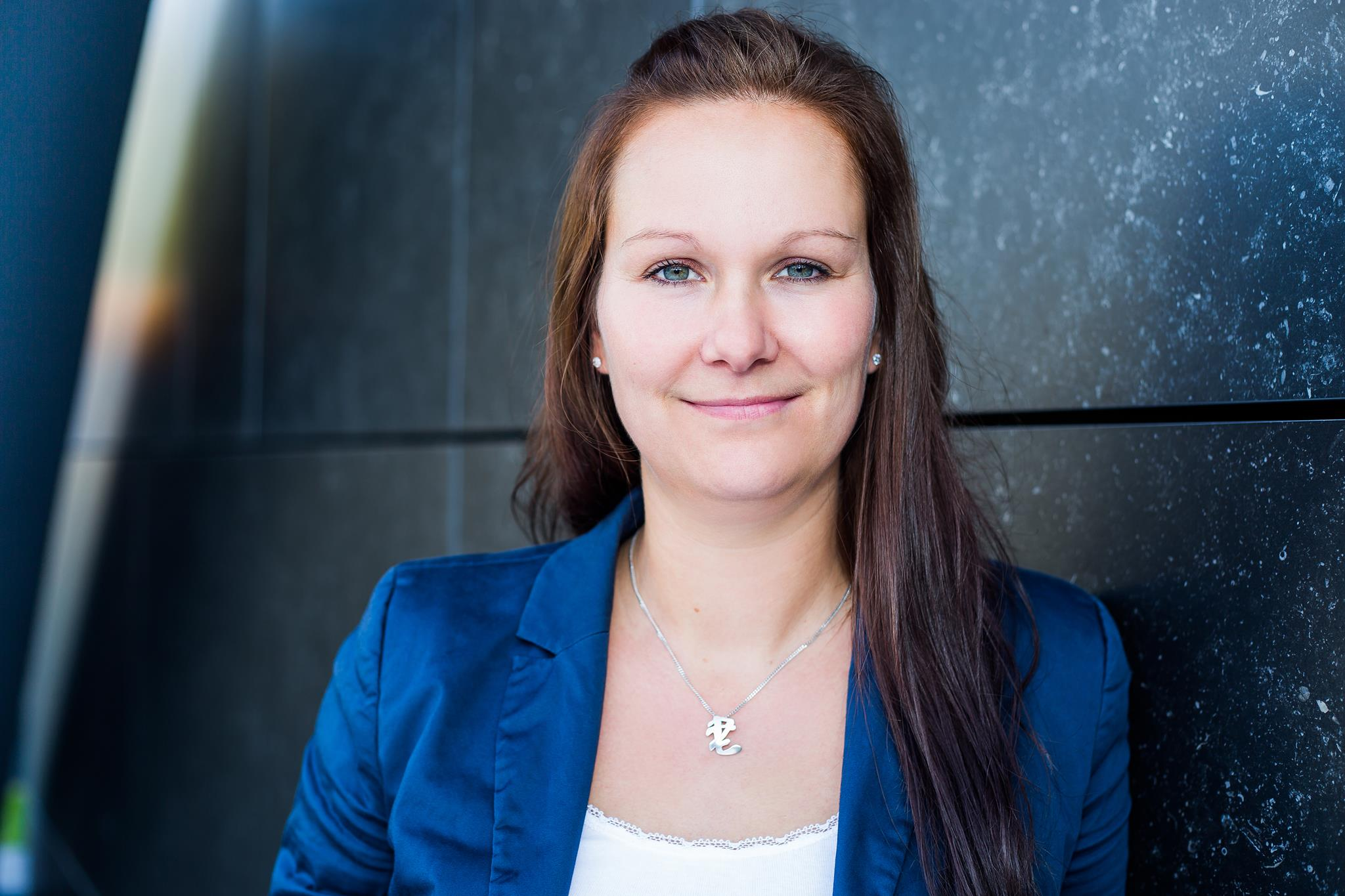 Sandra Franetzki Assistentin der Geschäftsführung Berlin Fliesendesign