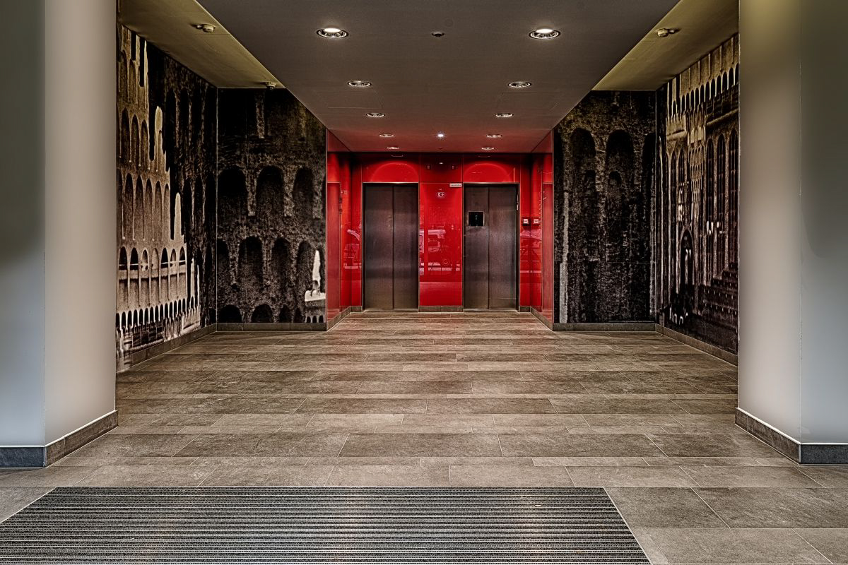 Leonardo Hotel Berlin Fliesendesign