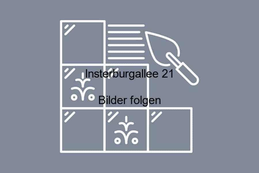 Insterburgallee 21 Berlin Fliesendesign
