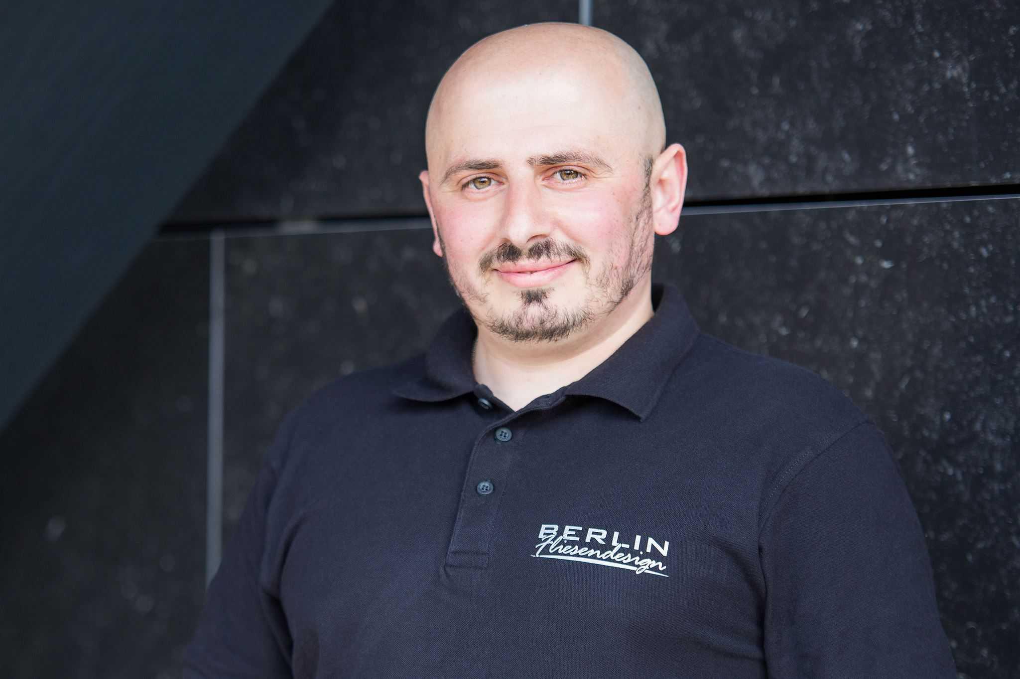 Turgay Ihtiyar, Vorarbeiter bei Berlin Fliesendesign