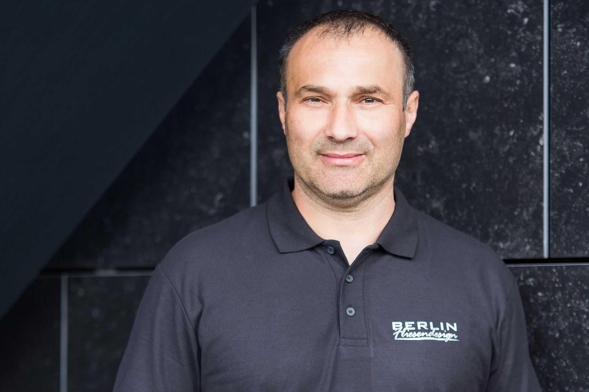 Gabriel Schulz, Vorarbeiter bei Berlin Fliesendesign
