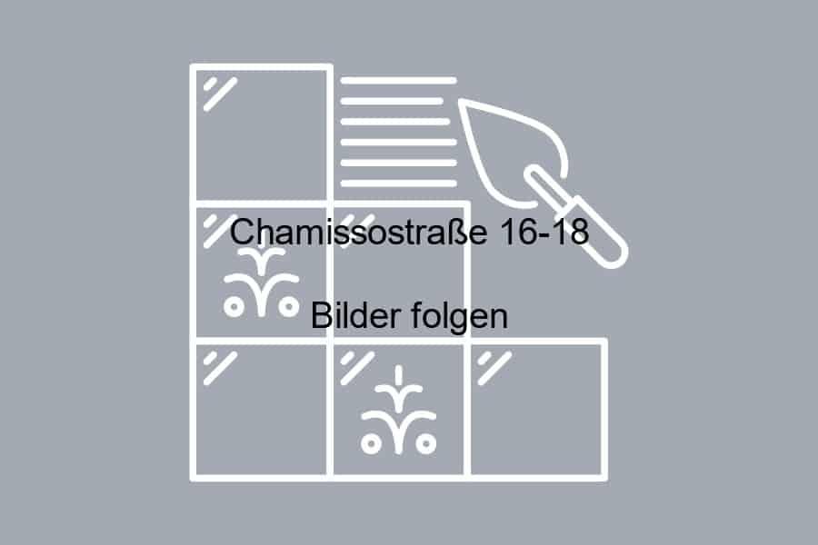 Chamissostraße 16-18 BFD Berlin Fliesendesign