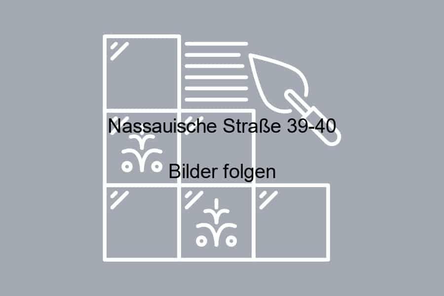 Nassauische Straße 39-40 BFD Berlin Fliesendesign
