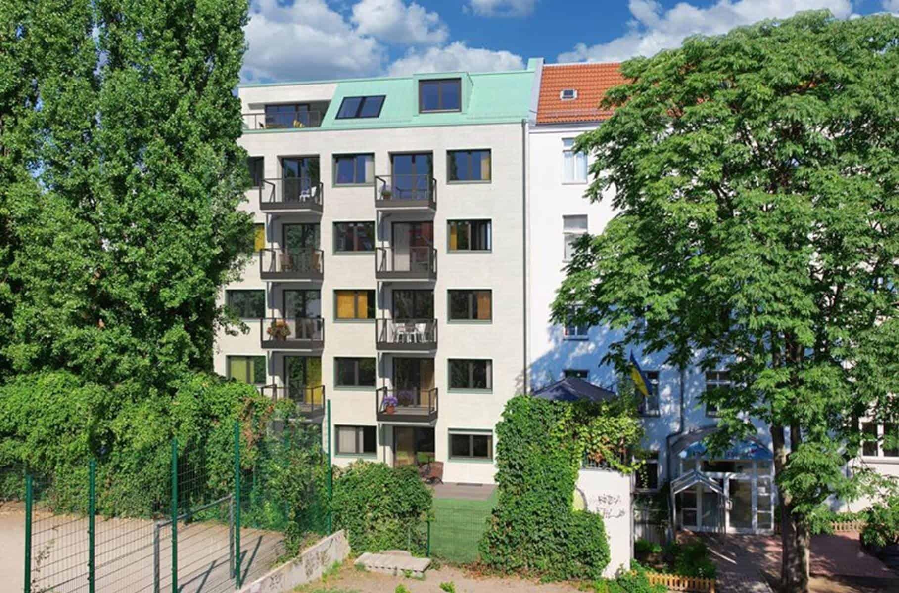 Stettiner Strasse 6 - Berlin Fliesendesign BFD