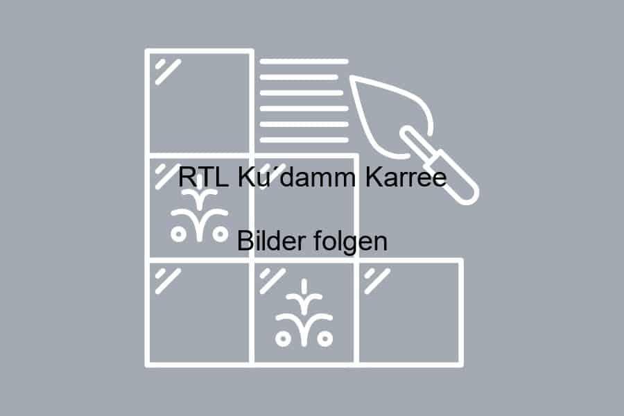 RTL Ku´damm Karree Berlin Fliesendesign BFD
