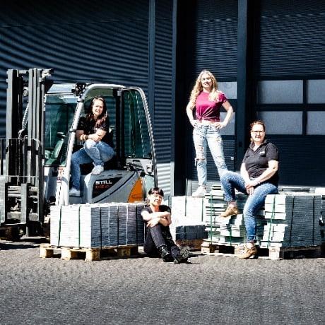 Die Mädels von Berlin Fliesendesign BFD GmbH